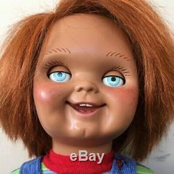 Good Guy Life-Size Doll Child Play Chucky Prop Replica Life Size One piece