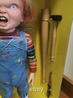 Good Guys Doll Child's Play 3 Angry Chucky Life Size 30 Inch Tall
