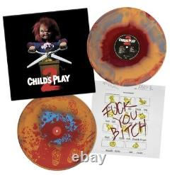 Graeme Revell Childs Play 2 Chucky (Waxwork Records Exclusive) 2XLP Vinyl OST