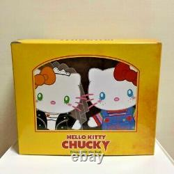 Halloween Hello Kitty Child's Play Chucky Plush Japan USJ LIMITED