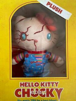 Hello Kitty Child's Play Chucky Plush Doll USJ Official Japan limited