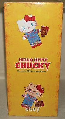 Hello Kitty Chucky Chuckitty USJ Childs Play 30cm 11.8 Plush Dolls Sanrio 2016