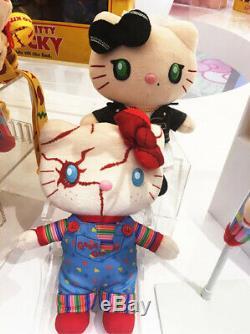 Hello Kitty Chucky Tiffany Child's Play 9 Plush Doll USJ Halloween Horror