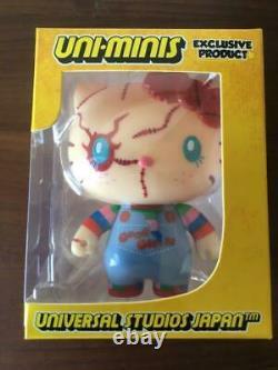 Hello Kitty Sanrio Chucky Childs Play Plush Dolls Figures 2017 USJ Limited F/S