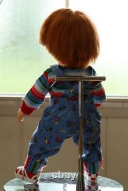 Highest Peak Child Play Life-Size Good Guy Doll Replica Chucky