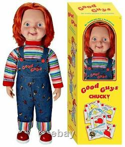 Horror Chucky Doll Child's Play Good Guy Action Figure Halloween Toy