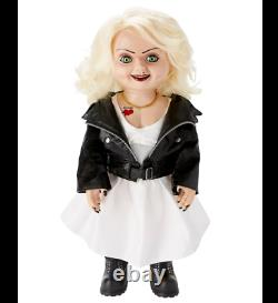Horror Chucky Doll Child's Play Tiffany Bride Action Figure Halloween Toy