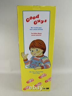 Huge 30 Child's Play 2 Good Guys Chucky Doll Life-Size Spirit Halloween NIB New