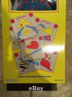 LIFE SIZE CHUCKY DOLL FIGURINE RARE GOOD GUYS CHILD'S PLAY 2 NEW 30 Trick Treat
