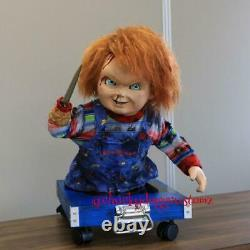 Life-Size Child Play Chucky Doll Replica