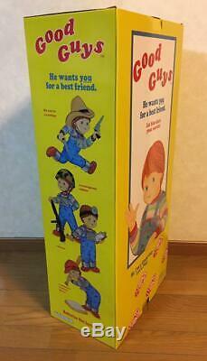 Life Size Chucky Doll Figurine Figure Rare Good Guys Child's Play 2 Movie New