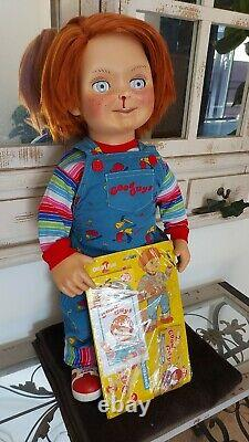 Life Size Chucky Doll (good Guy, Childs Play 2)