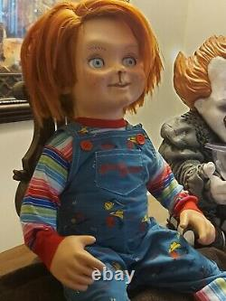 Life Size Chucky Doll (good Guy) Childs Play2 Turning Human