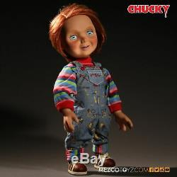 Living Dead Dolls & Childs Play Offer Mega 15 Talking Chucky # 78004