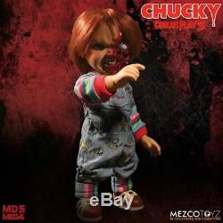 M. D. S. Figures Chucky Child's Play 15 inch Mega Scale Pizza Face Talking Doll