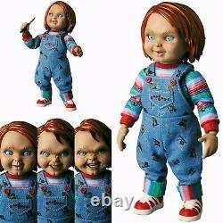 MAFEX 112 Chucky die Mörderpuppe aus Childs Play 2 (NECA Sideshow 1/6)
