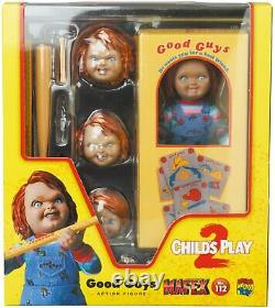 MAFEX No. 112 Child's Play 2 Good Guys Action Figure MEDICOM TOY Japan JP NEW