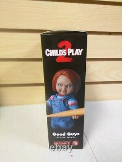 Mafex No. 112 Child's Play 2 Chucky Good Guys Doll Action Figure New! US Seller