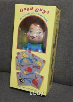 Medicom Bearbrick Chucky Childs Play 400% Be@rbrick