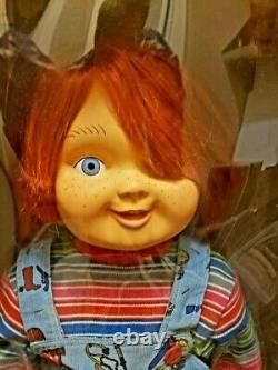 Medicom Child's Play 2 Good Guy Chucky 1/1 Life Size Talking Doll Prop Replica