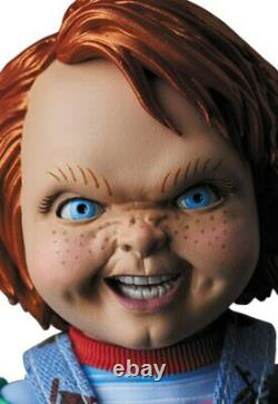 Medicom Mafex No 112 Child's Play 2 Good Guys Chucky Doll Collectible Figure NEW