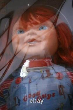 Medicom Toy CHUCKY Child's Play 2 LIFE SIZE FIGURE TOY MOVIE RARE