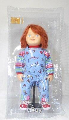 Medicom Toy Child Play 2 Good Guy Chucky 1/1 Life Size Talking Doll Prop Replica