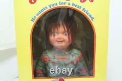 Medicom Toy Child Play 2 Good Guy Chucky Doll 2002Ver. 1/1 Lifesize Talking