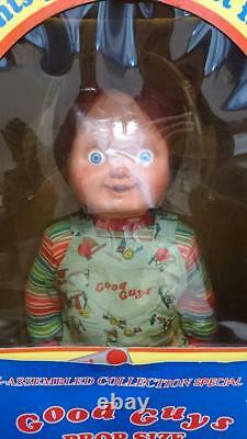Medicom Toy Child's Play 2 Chucky Life Size 2002 ver. Good Guys Prop Size Unused