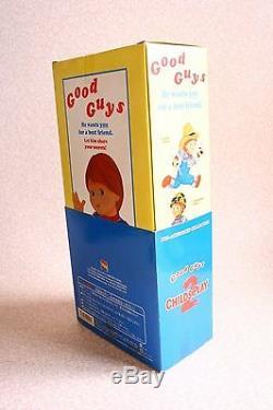 Medicom Toy Chucky Doll Good Guys Child's Play 2 Pre-assembled Figure