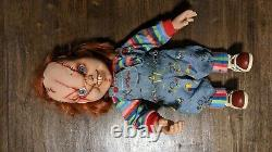 Mezco 15 inch Chucky Doll Bride of Chucky Scarred Face Childs Play