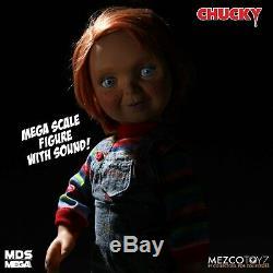 Mezco Child's Play Talking Good Guys Chucky NEW IN STOCK