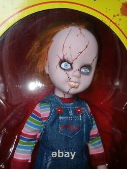 Mezco Living Dead Dolls Presents Chucky Good Guys Childs Play New Sealed Rare