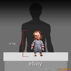 Mezco Toyz Child's Play 2 Talking Good Guy Chucky Mega Scale Figure IN STOCK