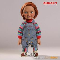 Mezco Toyz Child's Play 2 Talking Good Guys Doll Chucky 15 Action Figure 2016