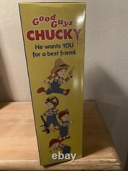 Mezco Toyz Chucky Child's Play 2 Good Guys Doll Brand New