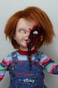 Mint Child Play 3 Pizza Face Chucky Replica Doll