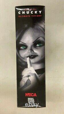 NECA Child's Play Bride of Chucky Ultimate Chucky & Tiffany 4 Action Figures