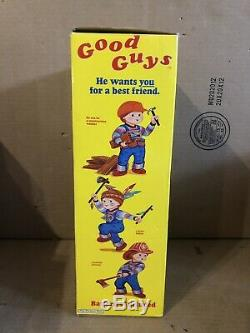 NECA Good Guy's Chucky Doll Child's Play 12 2006 Release With Box Figure