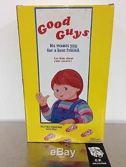NECA Good Guys Child's Play Evil Chucky New Sealed