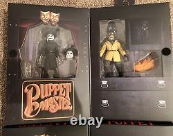 NECA Puppet Master Pinhead Tunneler Blade Torch Childs Play Chucky Annabelle