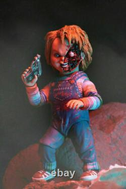 NECA Ultimate 7 Chucky Child's Play Doll Serial Killer Action Figure NEW BOXED