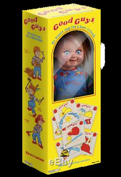 NEW TOTS Trick Or Treat Studios Chucky Child's Play 2 Good Guys Doll IN HAND