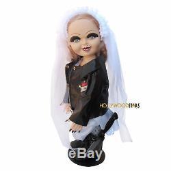 New Bride of Chucky Movie Child's Play Chucky & Tiffany 24 Doll Set (Figure 26)