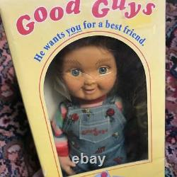New unused Child's Play Chucky Good Guys Figure Dream Rush Out of print Rare