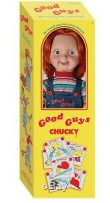 Preorder Good Guy Doll Child's Play 2 Chucky Lifesize 30 Inch Doll figure toy