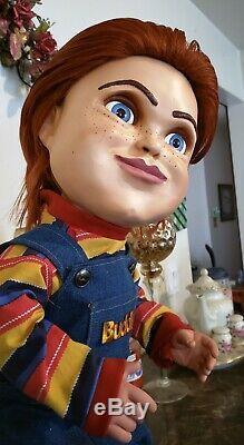 RARE Child's Play 2019 Collectible Buddi Chucky 11 Prop Good Guys