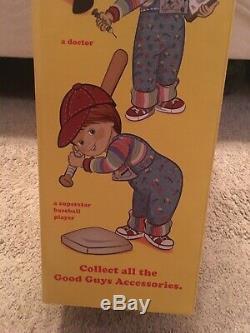 Rare! Full Size 30 Childs Play Good Guy Chucky Doll! Spirit Halloween 2019