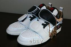 SIA Collective VULTR SK8 Bride of Chucky Mens Size 9 DS Childs Play Reflective