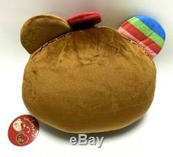 Sanrio Japan USJ Halloween Hello Kitty x Child's Play Chucky Reversible cushion